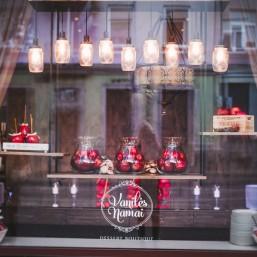 Vanilės namai desertų butikas